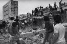 Los héroes del sismo, a 30 años