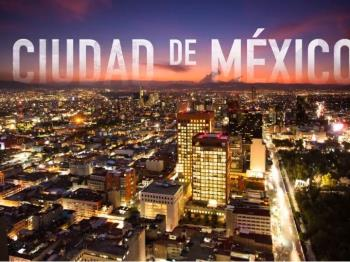Video: Ciudad de México, una muestra de nuestro color...