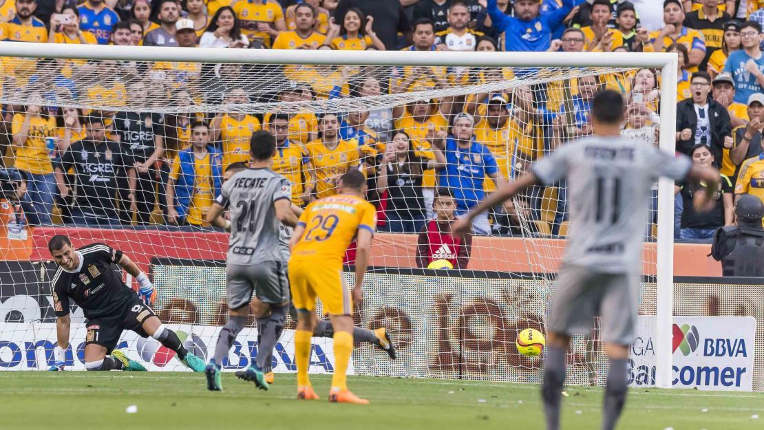 Tigres vs Monterrey!